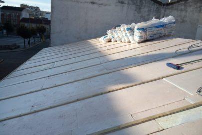 Aislamiento tejado 1