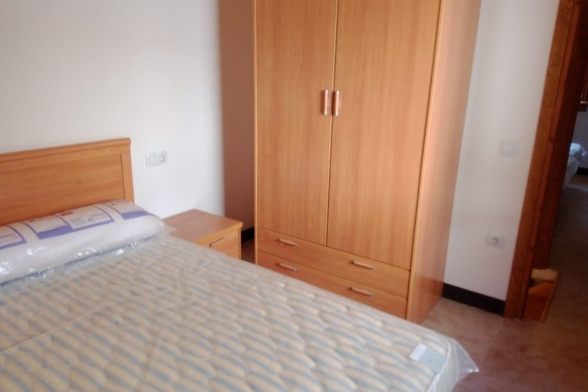 habitación matrimonio apartamento
